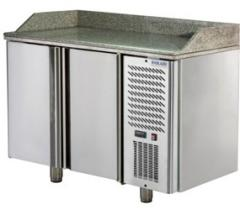 Refrigerating table of Polair for preparation of