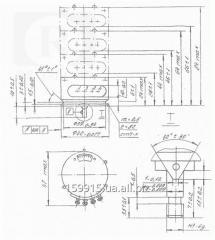 Резистор ПТП5К3-25кОм-0,11%-1кл