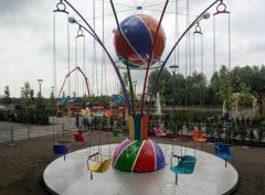 Chain roundab