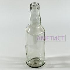 Стеклянная бутылка Бьянка 0.25 л под винтовую крышечку 28х18 мм