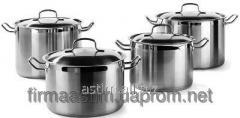 Set of Pans Kurt Scheller Edition - 8 elements