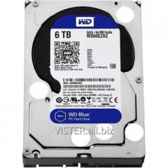 Hard drive 6TB Western Digital WD60EZRZ 5400