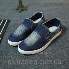Moccasins darkly blue jeans 38//39//41