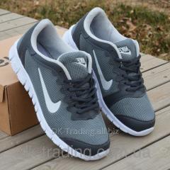 Nike Free Run gray 38//39 sneakers