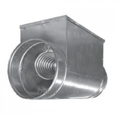 Нагреватель электрический для круглых каналов