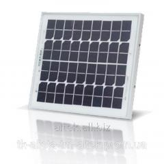Baterías solares