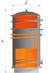 Bivalent water heater (Boiler) pr-in Ukraine 400