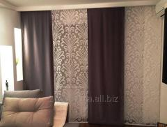Japanese curtains