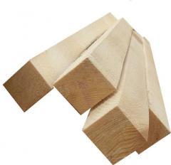 Подкладка из древесной породы (брус) цена, продать