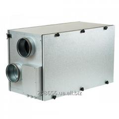 Installation forced-air and exhaust Vents Vut of