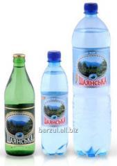 Mineral water Shayanskaya