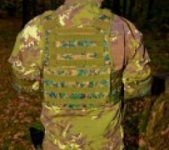 Bullet-proof vests, unloadings.