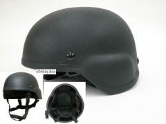 Kevlar helmet (cevlar helmate) of MITCh 2000 3A of