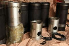 Plugs of the NVD26 A2 cylinder, NVD26A3