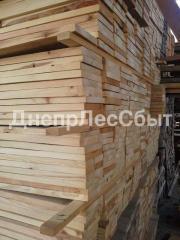 Des planches de bois