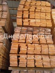 Edged sawn timbers