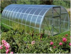 Greenhouses are farmer