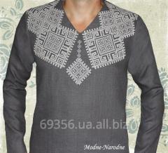 Shirt vyshivanka man's SVYaTKOVA-4