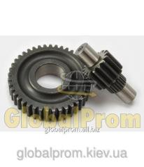 Gear wheel for the industrial equipmen