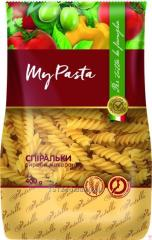 "Pasta of Spiralki ""My Pasta"""