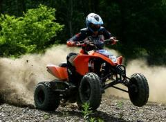 Gift certificates driving on ATVs
