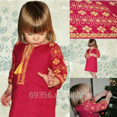 Dress children's Vir's vyshivanka