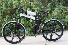 BMW X6 Electric Rear Drive electrobicycle Black