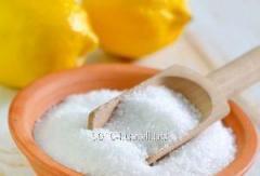 Lemon E330 acid