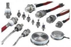 Thyristors power - the pin (T151, TS151, T161,