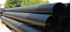Спиральновитые полиэтиленовые канализационные