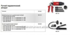 Manual hydraulic device