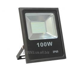 Прожектор светодиодный led 100 ВТ (W) EV-100-01