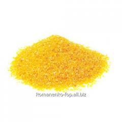 Cornmeal, corn grits
