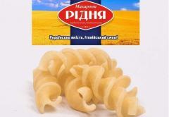 """Macaroni spiral """"TM R_dnya"""