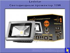 LED searchlight of LEDSTAR 10W ECO 6500K