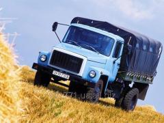 Pokazchik sensor r_vnya watering of GAZ-3307,