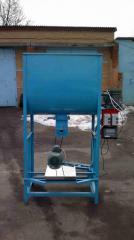 Малогабаритная установка для производства сухих
