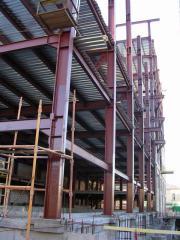 Construction metalwork