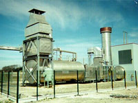 Boilers utilizers of WASTE of HEAT of GAS TURBINES