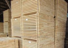 Pallet preparation of the 1st and 2nd grade