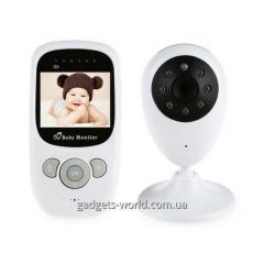 The digital wireless video nurse with 2.4 inch