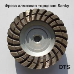 Mill Diamond Face (MDF) of Sanky