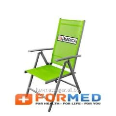 Chair for massage of US MEDICA a chair chaise