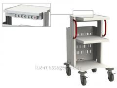 قفسه های بیمارستان
