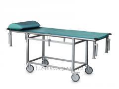 Тележка медицинская для перевозки больных...