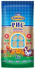 Rice the long-grain steamed polished Hatinka