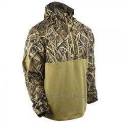 Pullover hunting Rocky Waterfowler Hooded 1/2-Fleece Jacke