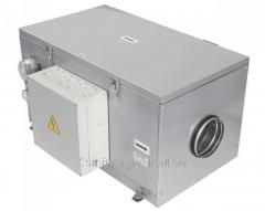 Приточная установка Вентс ВПА 125-2, 4-1 LCD
