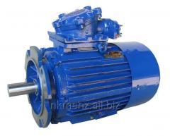 Взрывозащищенный электродвигатель АИМ90