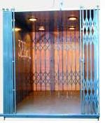 Лифты грузовые с нижним машинным помещением